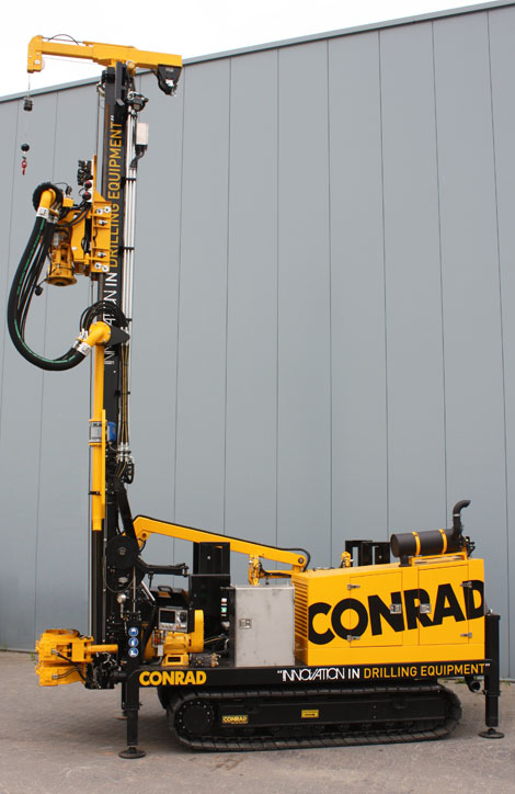 Conrad Stanen Drilling Equipment Emmeloord