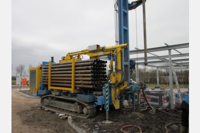 Couperus drilling rig