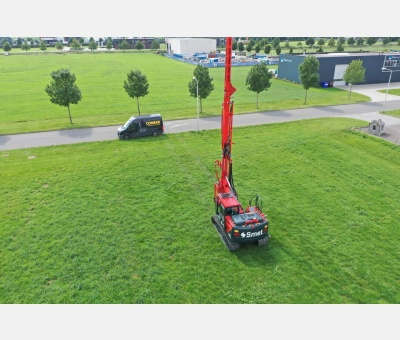 DOUBLE STROKE FOR THE SMET GROUP WITH TWO SBM 12.0C MACHINES