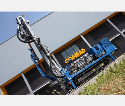 CONRAD COMBI 300 HD DRILLING MACHINE FOR ROSSINGH